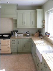 Click here to view larger image of kitchen design.